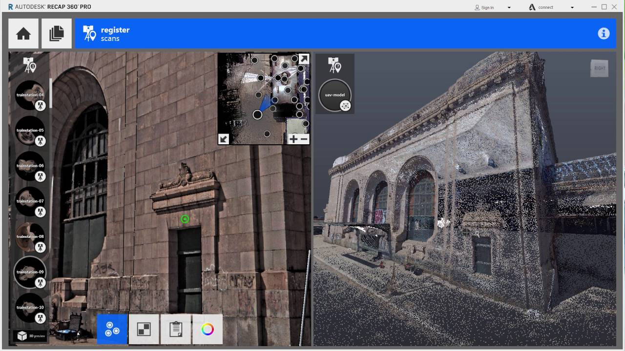 combine reality capture data effortlessly with the latest