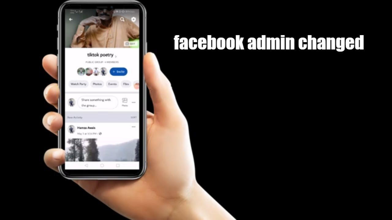 how to add admin on fb group in mobile 2020 | facebook ...