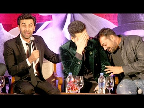 Ranbir Kapoor Cracks GAY Jokes On Karan Johar