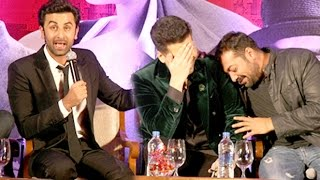 Ranbir Kapoor Crack GAY Jokes On Karan Johar