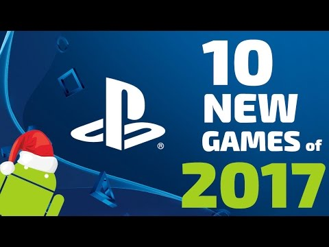 10 New Sony Playstation Games For Android - IOS 2017