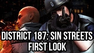 District 187: Sin Streets (Free MMOFPS): Watcha Playin