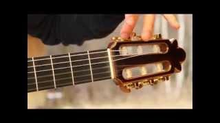 Видео уроки игры на гитаре. Урок 1. Устройство гитары