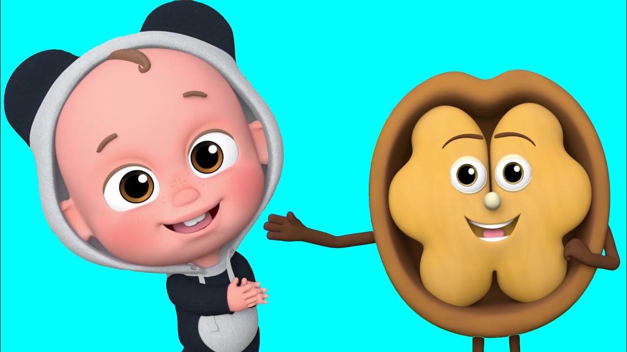 Ceviz Adam - Bebek Şarkısı - Mini Anima