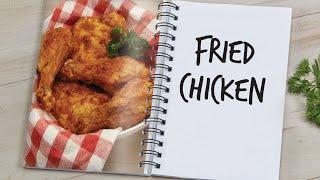 Fried Chicken in the Power AirFryer XL