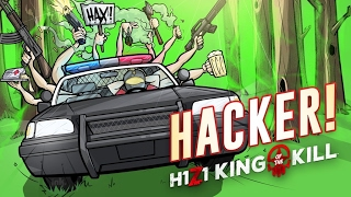 HACKER!!! (H1Z1 Full Gameplay)