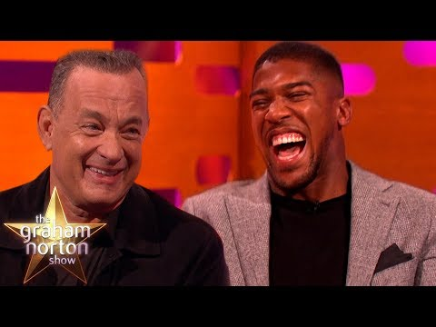 Download Youtube: Anthony Joshua Wants Tom Hanks to Play Him in His Biopic | The Graham Norton Show