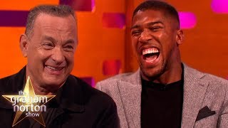 Anthony Joshua Wants Tom Hanks to Play Him in His Biopic | The Graham Norton Show