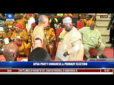 APGA Party Congress & Primary Election Pt.9 l Live Coverage l