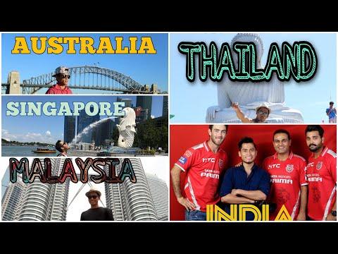 LIFE OF A PHOTOGRAPHER - A Tour to AUSTRALIA