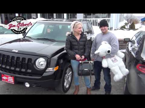 Fredericton Used Cars, Wheels and Deals, Rachel Shorrock & Cole Carmichael – 14 Jeep Patriot
