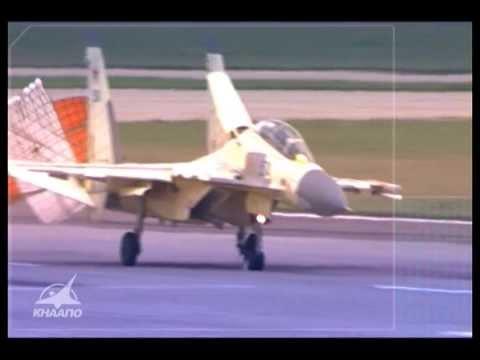 70th KNAAPO annivesary: Sukhoi warbirds - part one (HD)