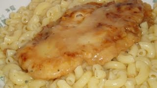 Easy Chicken Francese Francaise Recipe - How To Make