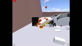 KZ SiDE Frontal Impact - RVSI (ROBLOX)