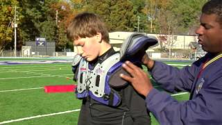 How Are Football Shoulder Pads Supposed to Fit?