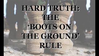 Hard Truth: The Boots-On-The-Ground Rule - Dating Filipinas