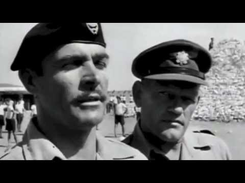 The Hill 1965  Documentary Short  Sean Connery Ian Hendry Harry Andrews