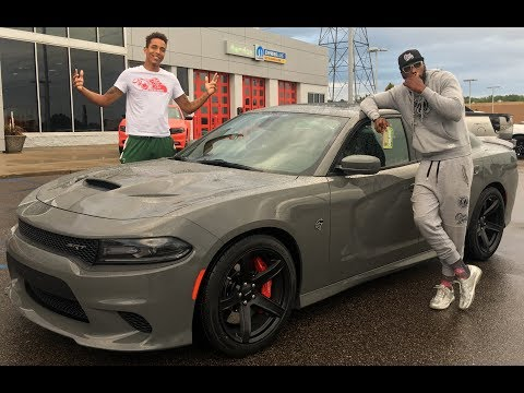 """Mr_Organik"" Just Bought His Hellcat, We're About To Leave The Dealership!!"