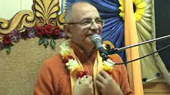 Шримад Бхагаватам 2.10.35 - Бхакти Вигьяна Госвами