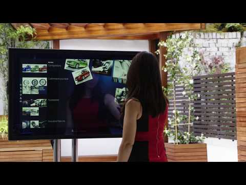 IP66 Touch Screen TV Displays For Outdoor Advertising & Signage