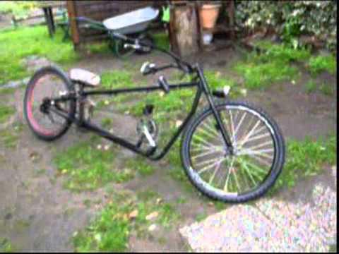 "chopper bike ""handmade custom"""