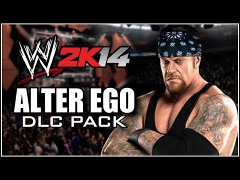 WWE 2K14 - Alter Ego / Alternative Attire Downloadable Content Pack