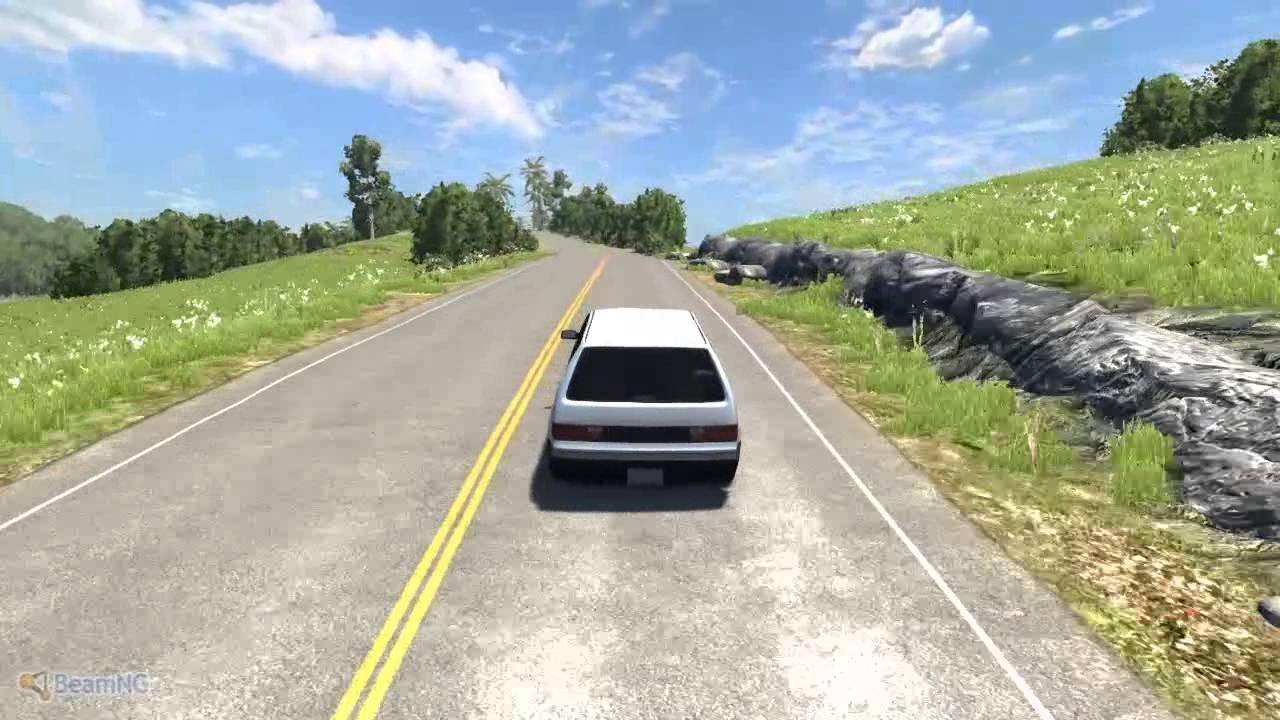 BeamNG Drive: \
