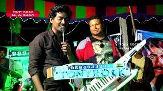 Gana Sudhakar en chellam Song With Tony Rock Music Gana Live
