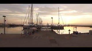 Kalamaria-Thessaloniki SKG (drone version)