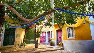 A Walk Through Alfama - Lisbon