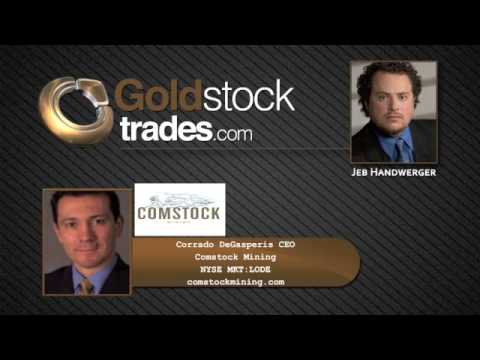 Comstock Mining Increasing Gold Production In Nevada