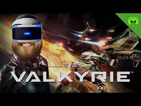 WELTRAUM SCHLACHTEN 🎮 Eve Valkyrie PS VR