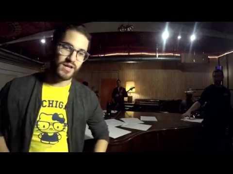 Darren Criss Homework EP Release Party Rehearsal/FB Q&A