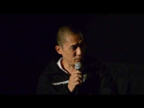 The Hazards of Learning Kung-Fu at 47 - Tony Leung Chiu-Wai in Chicago (8-14-2013)