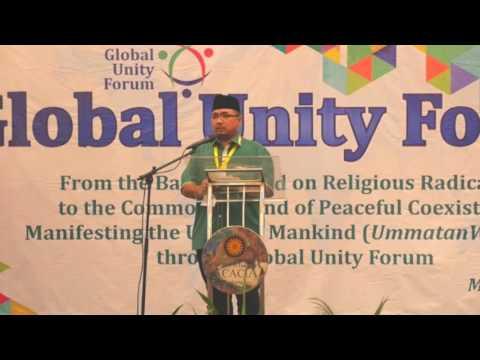 Pidato Ketua Umum Pimpinan Pusat GP Ansor