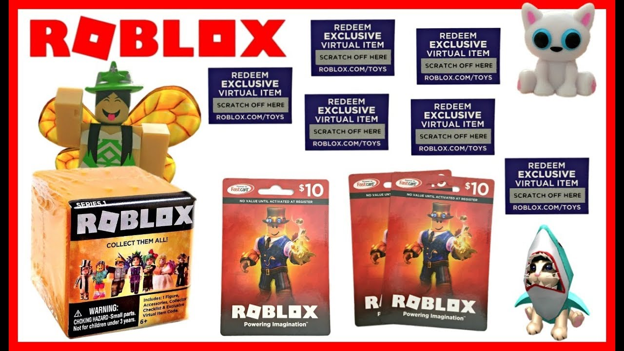 Roblox Toys Amp Codes Announcement Blind Boxes Celebrity