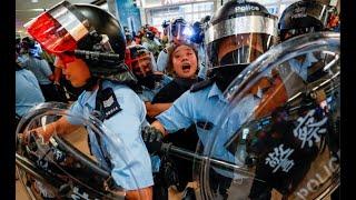 香港风云(2019年10月23日)抗议女学生: 我如何参与反送中运动并面对外界性骚扰