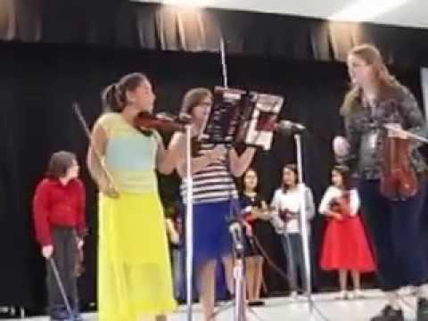 Mary Burns Michael Elementary School String Concert