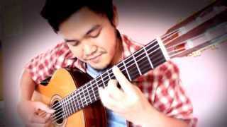 (AKB48/JKT48) Heavy Rotation - Classical Fingerstyle Guitar Cover