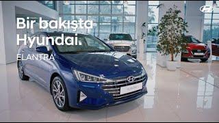 Bir Bakışta Hyundai Elantra.