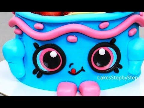 AMAZING SHOPKINS Birthday Cakes Compilation! CAKE DECORATING IDEAS