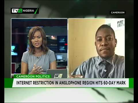 Yanick Fonick shares his views on Internet restriction in Anglophone communities in Cameroon