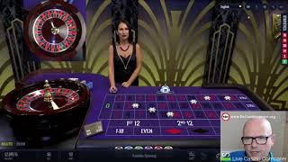 Lucky Streak Live Roulette Review