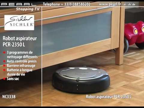 Sichler Robot aspirateur premium ''PCR 2350 Lx Achat