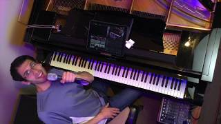 Relaxing Piano Quarantine Sessions - day 2