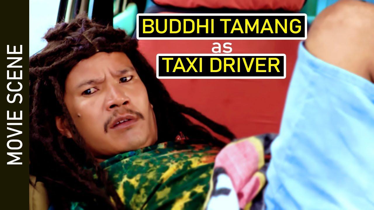 Download BUDDHI TAMANG as Taxi Driver    Nepali Movie NA YETA NA UTA Comedy Scene   2021/2078