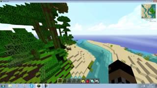 Minecraft Seeds - 2 vilas, 2 templos com 3 diamantes !