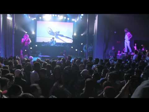 DENZEL CURRY w/ DENIRO FARRAR - BOW DOWN - LIVE @ THE OBSERVATORY OC - 11.11.2016