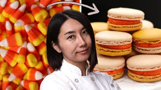 Can This Chef Make Candy Corn Fancy?
