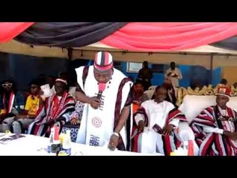 Download PASTOR MIKE SAMAKO (guest speaker)  SPEECH LEMP ZAAR LAGOS 2019